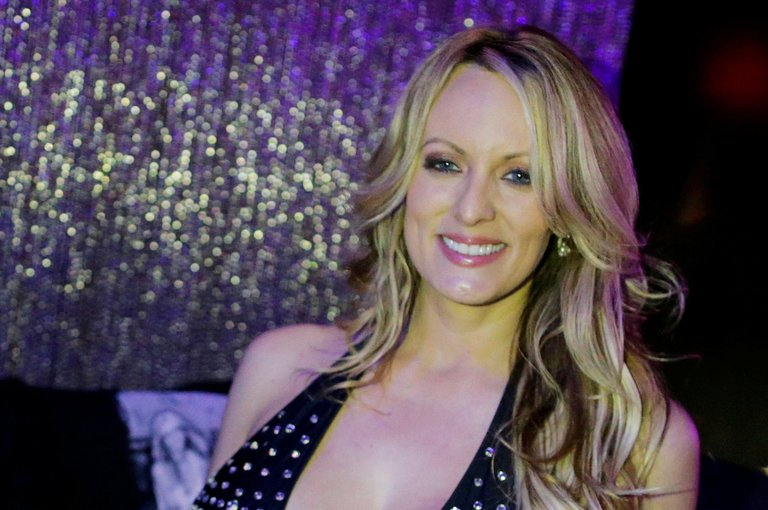 Trump Lawyer Obtained Restraining Order to Silence Stormy Daniels.