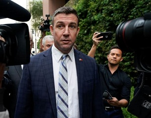 Rep. Duncan Hunter: 'Shortly after the holidays I will resign from Congress'