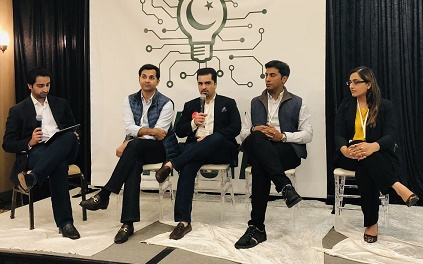 """Invest in Pakistan"" Tech Summit Concludes in Silicon Valley"