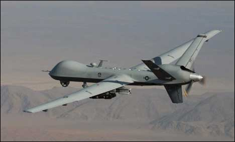 Protests against drones disrupt US Senate hearing