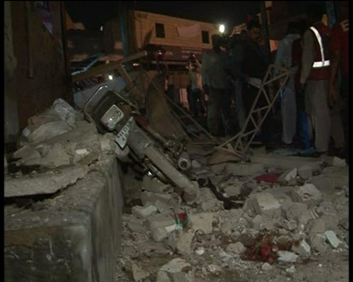 Karachi: ANP office blast death toll rises to 11