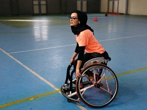 Afghan wheelchair basketball captain hopes peace gives team a shot at Paralympics