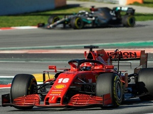 Ferrari wants to put 'smiles on faces' as Italy locks down