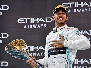 Hamilton chases Schumacher as virus-hit F1 season roars into life