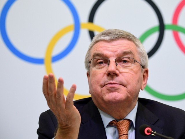 'Premature to postpone Olympics'