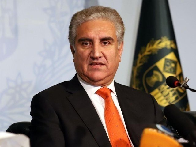 India's treatment of Pakistani diplomats violation of Vienna Convention: Qureshi