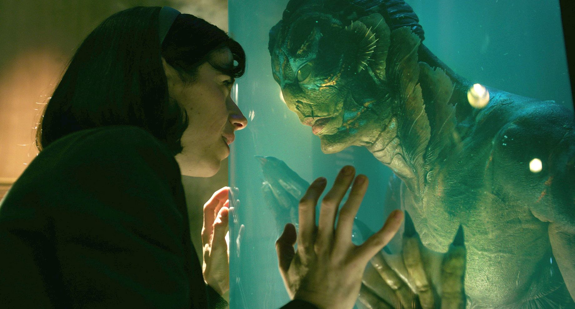 The Shape of Water review: Guillermo del Toro\'s beautiful blood-curdler is as timeless as a fairy tale.