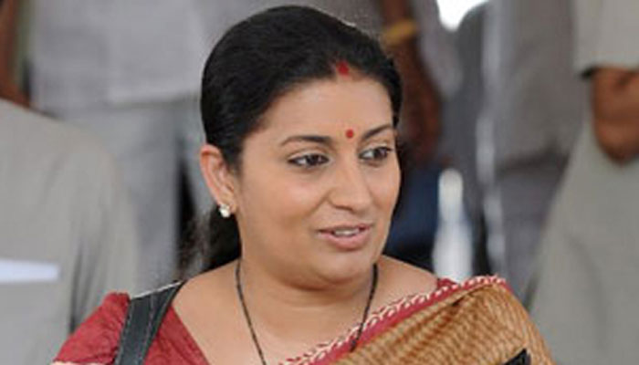 New National Education Policy by December: Smriti Irani
