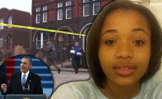 School girl who performed at Obama�s inauguration shot dead