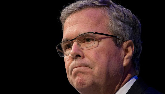 Jeb Bush rejects role of 'angry agitator' as he reboots White Ho
