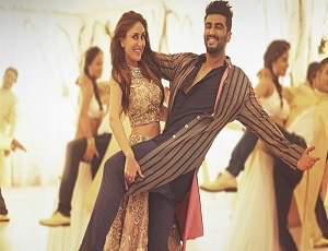 Arjun-Kareena's 'High heels' song from 'Ki and Ka' crosses 1 mil