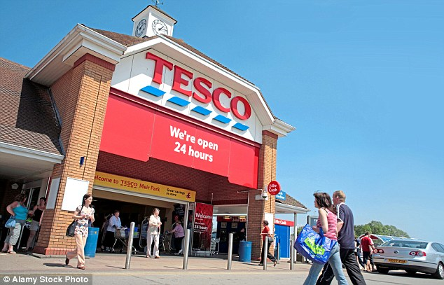 MIDAS UPDATE: Keep Tesco in your basket after £3.7bn tie-up with Booker.