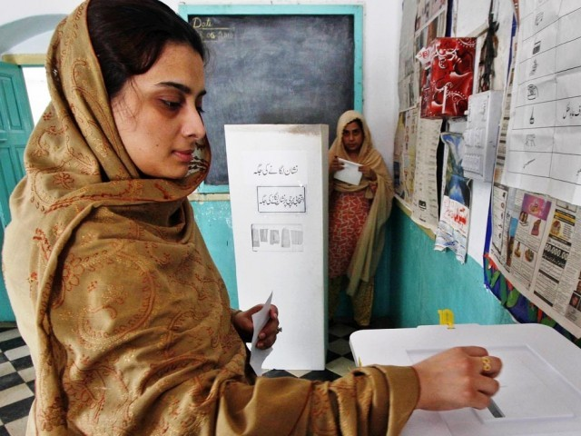 Women and elections