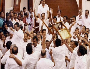 Trust vote: DMK to move no-confidence motion against Tamil Nadu Assembly Speaker P Dhanapal
