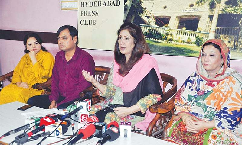 Campaign planned to highlight women's issues in Hyderabad.