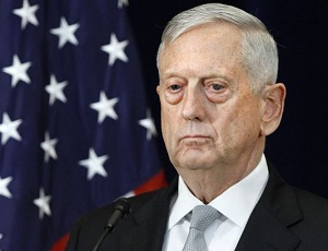 Mattis freezes transgender policy; allows troops to continue serving, pending study