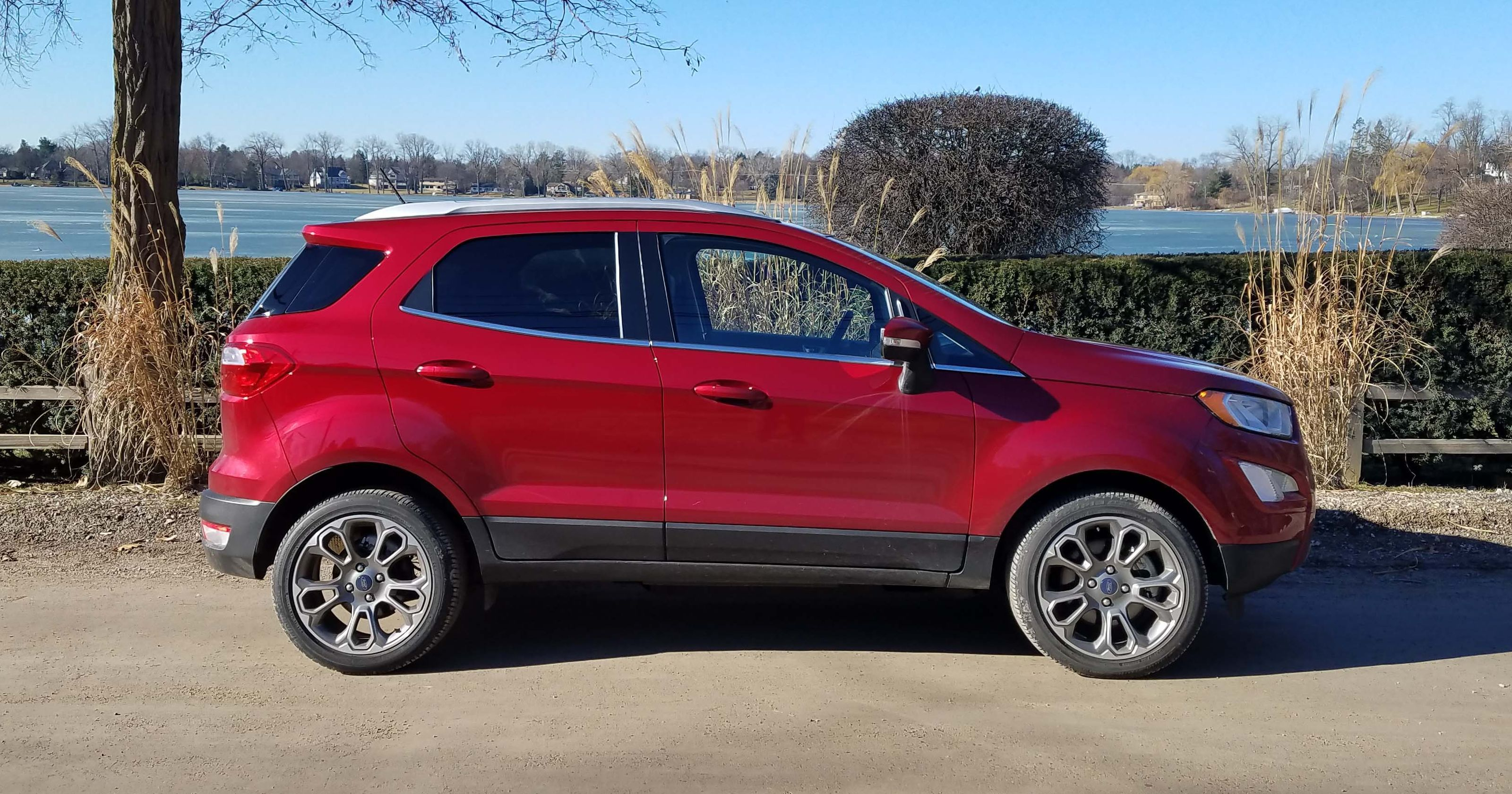 Payne: Ford Ecosport is sporty — not so eco.