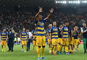 Parma players agree to forego one month's wages amid coronavirus crises