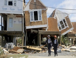 Preparation, forecasting limit Hurricane Michael damage: 'This was a success for modern technology'.