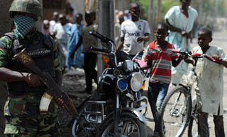 Dozens killed in Nigerian military strike against Boko Haram