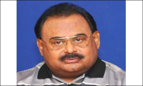 Altaf Hussain for a 'Day of Thanks' on Friday