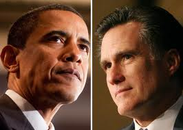 Obama rides high on jobs; Romney slams unemployment