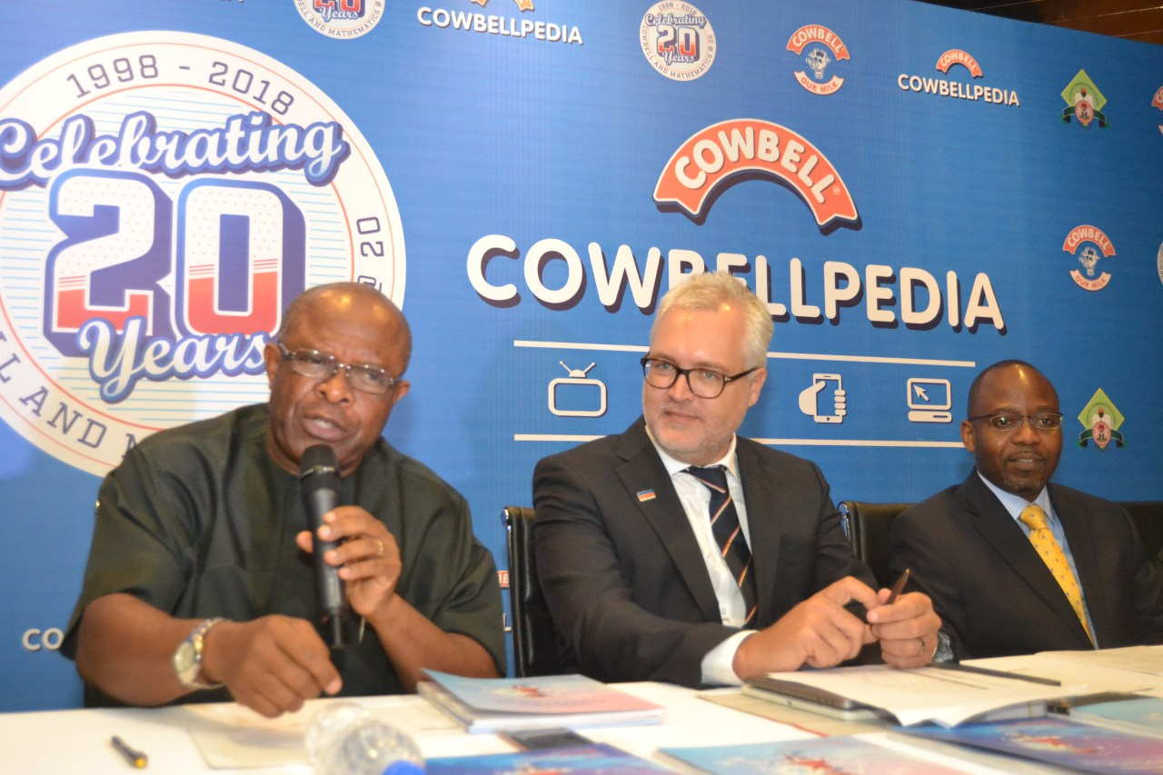 Cowbell Doubles Prize Money For Cowbellpedia Winners, Introduces New Initiatives To Mark 20 Years Of Support For Mathematics.