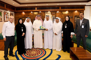 Dubai Municipality wins first place in Global Climate Change Awards