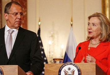 Hillary, Lavrov set for Syria showdown