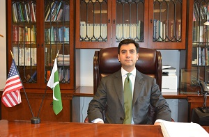 Ambassador Ali Jehangir Siddiqui on the occasion of 4th July