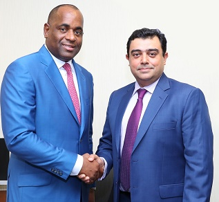 Dubai's AAA Associates business migration advisory sets up Caribbean region headquarters in Commonwealth of Dominica