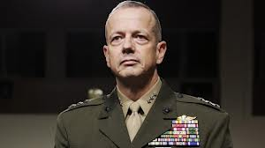 Pentagon inquiry clears US top commander Gen John Allen
