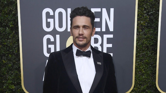 James Franco will attend SAG Awards on Sunday.