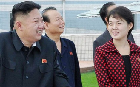 Confirmed: Wife of N Korean leader is a former singer