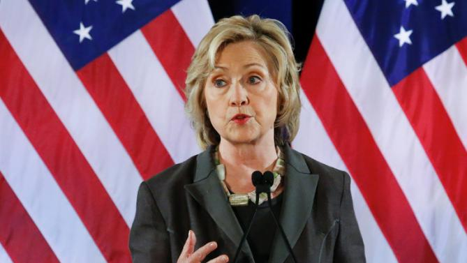 Hillary Clinton had right to delete personal e-mails:Dep of Just