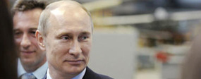 Putin calls for gradual transfer of power