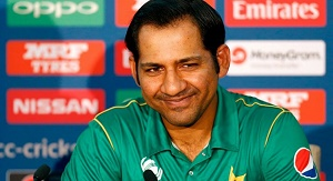 PCB names Sarfraz as Pakistan captain for 2019 World Cup