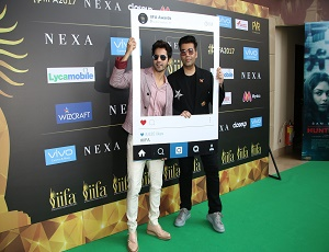 NEXA IIFA AWARDS POWERED BY VIVO TO AIR LIVE FROM NEW YORK ON COLORS - SUNDAY, 16TH JULY 2017 AT 9 AM
