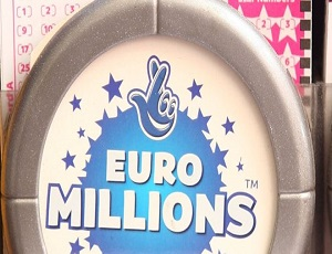 Euromillions £58m jackpot won by UK ticket