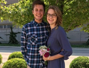 Young couple die in Kansas crash a day after wedding