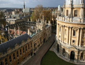 Oxford and Cambridge top world university rankings
