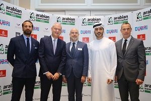 Arabian Travel Week launches in Dubai.