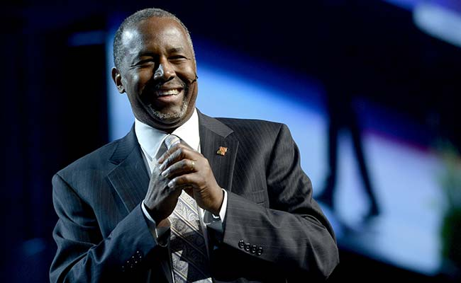 No Muslim should be US president: Carson