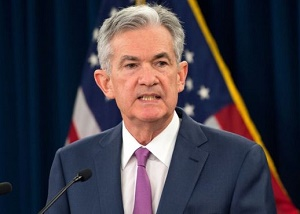 US Fed chair Jerome Powell backs cautious path on rates