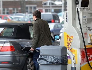 Gas prices nudge annual inflation to 2-year high