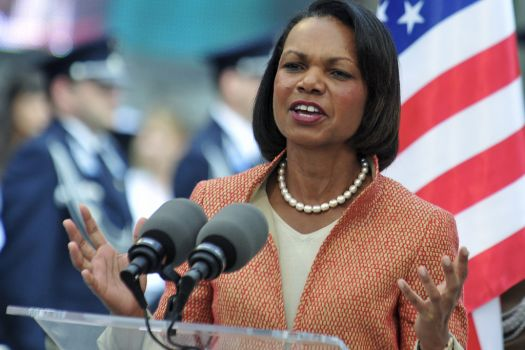 Will Condi Rice be Romney\'s running mate?