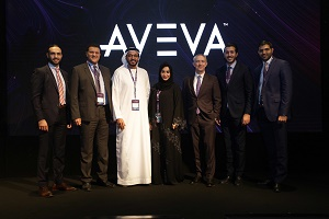 Global leader in Industrial software, AVEVA, unleashes game-changing portfolio at AWC Dubai