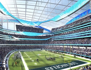 Los Angeles to build world's most expensive stadium complex