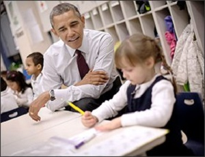 Obama's Legacy on K-12 One of Bold Achievements, Fierce Blowback