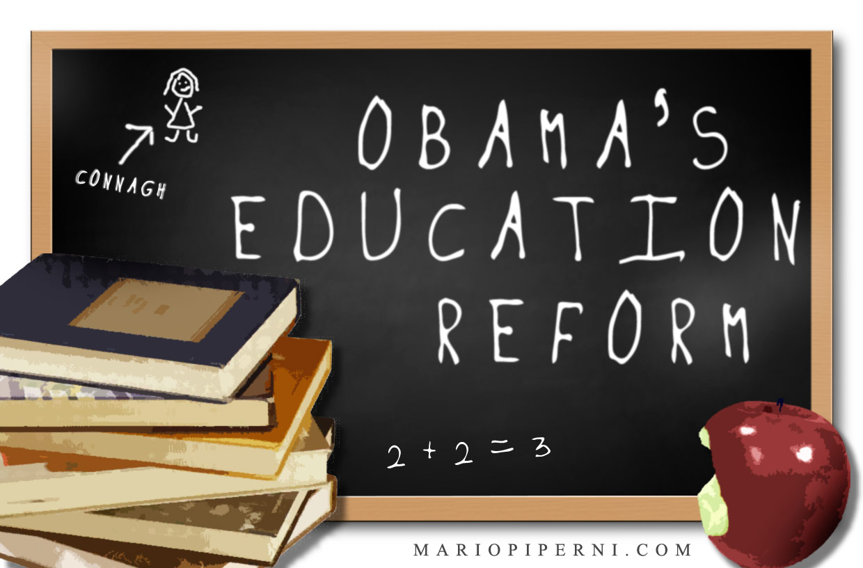 Obama Must Push for True Education Reform